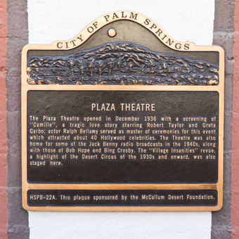 Historic Plaza Theatre Restoration