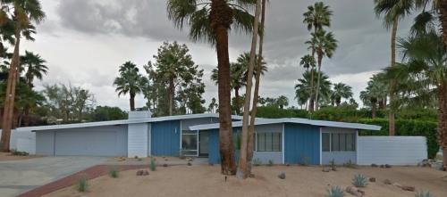 A similar Alexander tract house design in the Sunmor neighborhood.