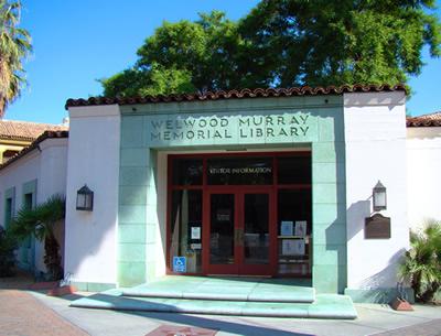 Welwood Murray Memorial Library