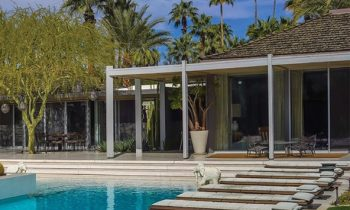 The Palm Springs Preservation Foundation will host a tour of the stunning James Logan Abernathy Residence, designed by modernist architect William F. Cody in 1962. October 16, 2021  View Event