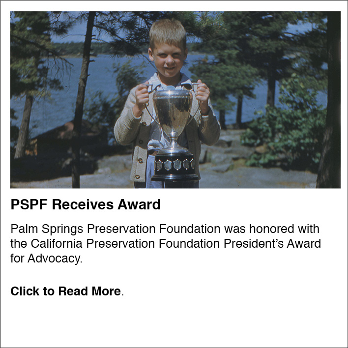 California Preservation Awards
