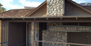 """The story of the recently completed """"board-by-board"""" restoration of the historic Cornelia White Residence is told in time-lapse video. (20 min.) Streaming now until 11/30/20.  Click Photo to Watch."""