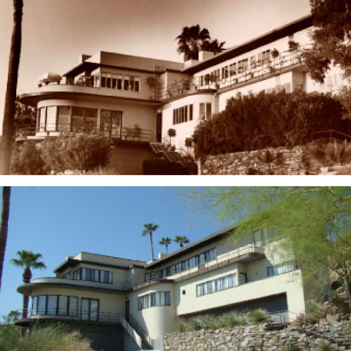 View >> Then & Now Gallery